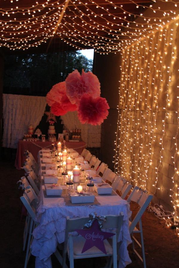 Under The Stars Birthday Party Idea By Karas Ideas