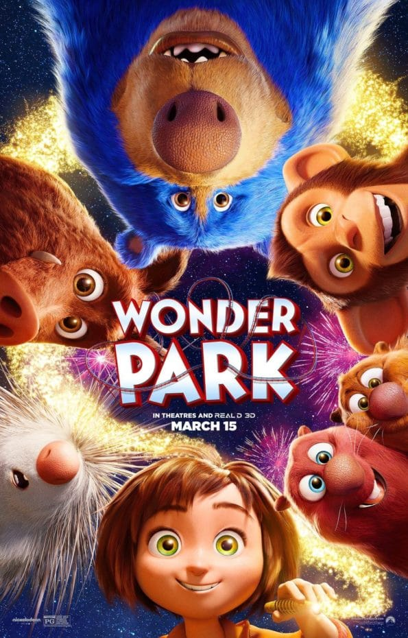 Wonderpark Movie