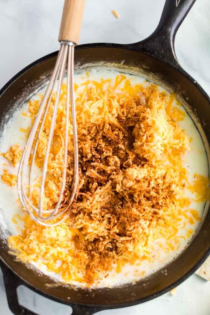 How to Make Homemade Cheese Dip