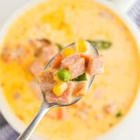 Ham and Cheese Soup Recipe