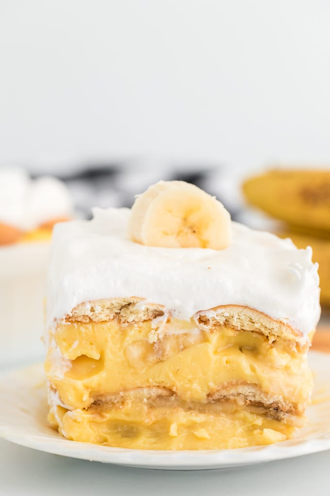 Easy Homemade Banana Pudding