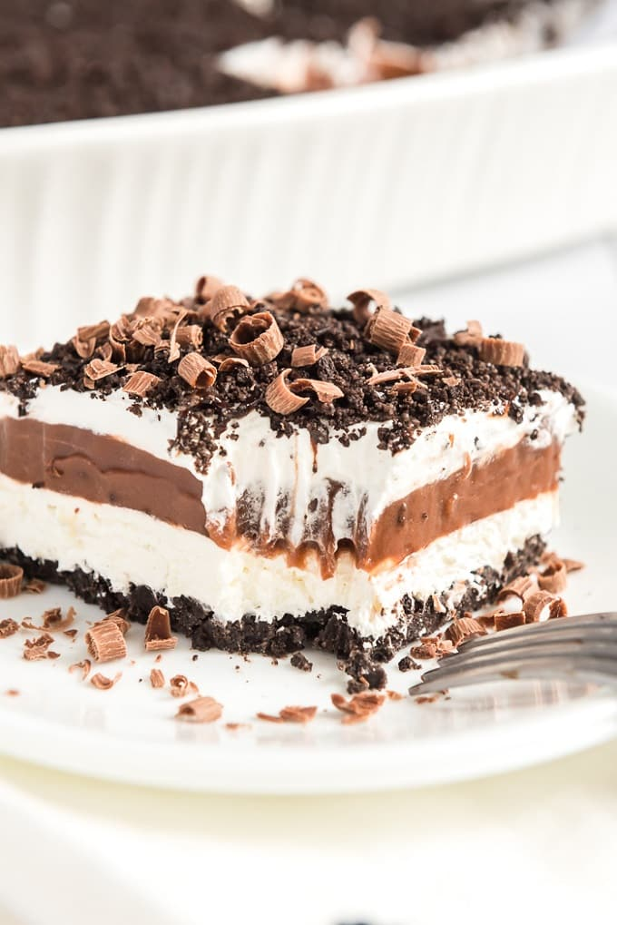 Best Chocolate Lasagna Recipe Ever