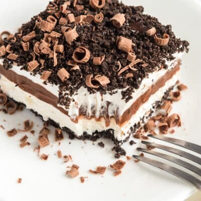 Best Easy Chocolate Lasagna