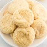 Favorite Lemon Sugar Cookies Recipe