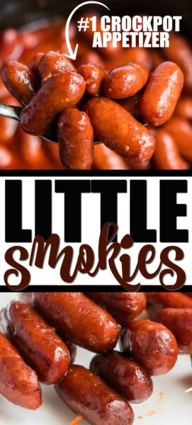 crockpot little smokies