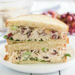 Best Chicken Salad Sandwich Recipe EVer