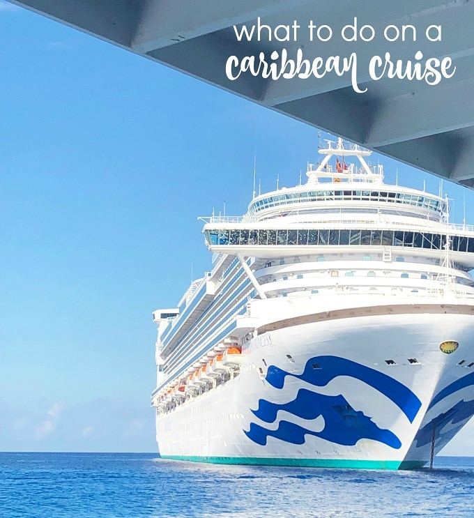 Best What To Do on a Caribbean Cruise