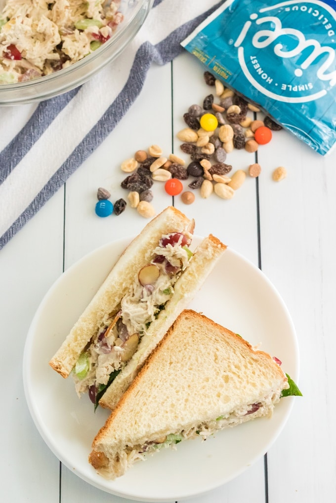 Favorite Chicken Salad Sandwich Recipe