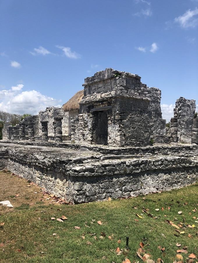 Mayan Ruins in Talum Mexico