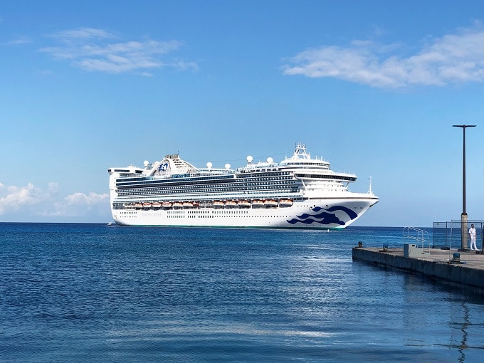 Princess Cruises Caribbean Cruise