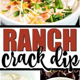ranch crack dip