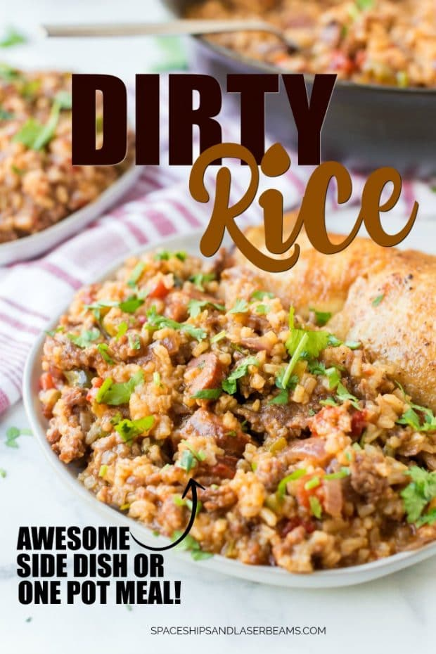 dirty rice