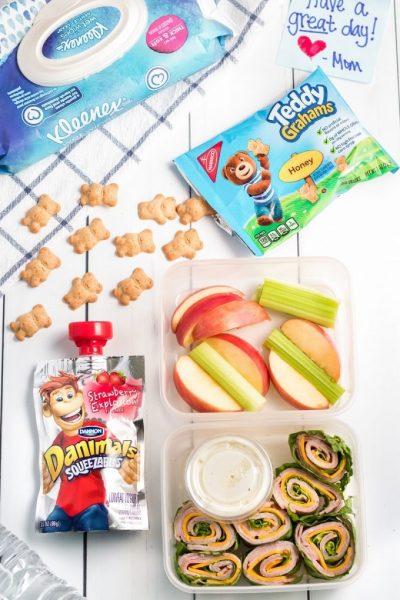 Easy Kid's Lunchbox Idea