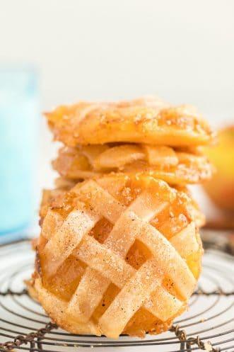 Apple Pie Cookies Featured