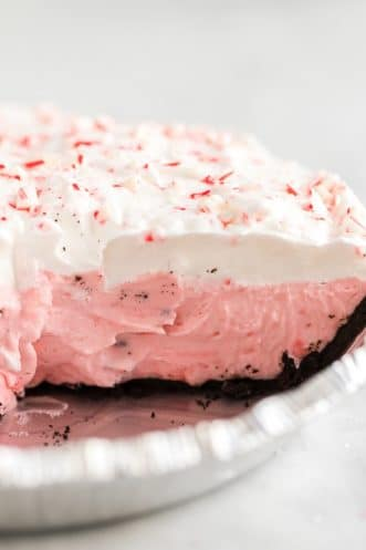Candy Cane Pie Featured