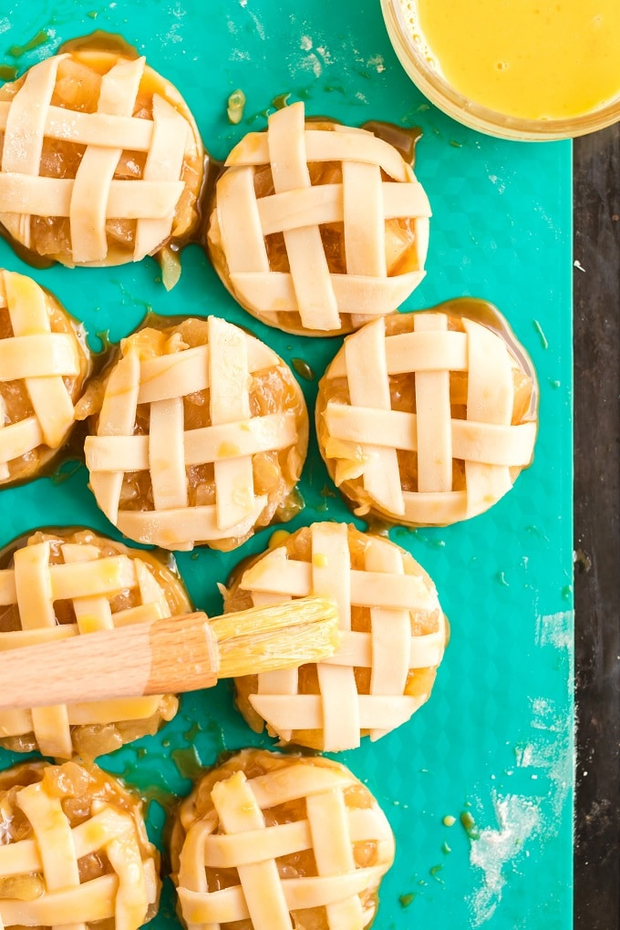 Easy Apple Pie Cookies