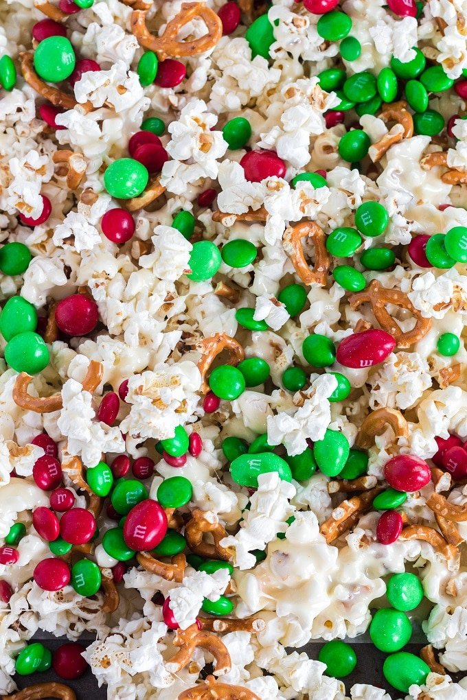 Favorite Christmas Crunch
