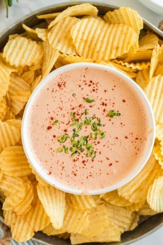 French Onion Dip Featured
