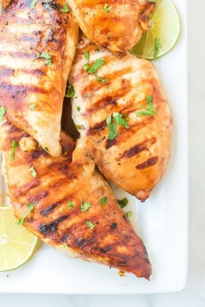 Grilled Chicken Featured