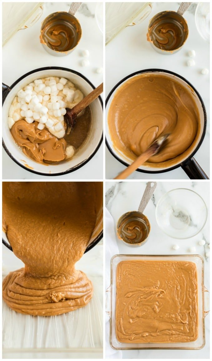 How to Make Peanut Butter Fudge