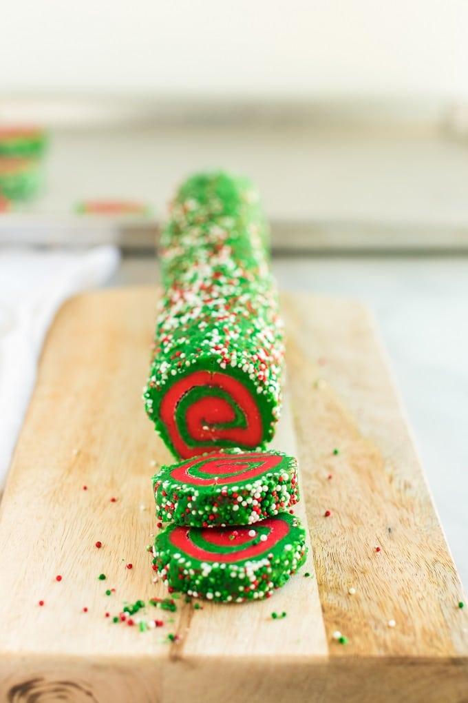 Best Christmas Pinwheels Cookies Recipe