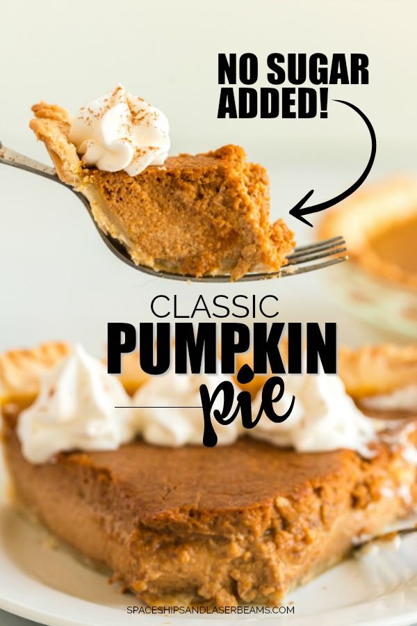 Best Classic Pumpkin Pie