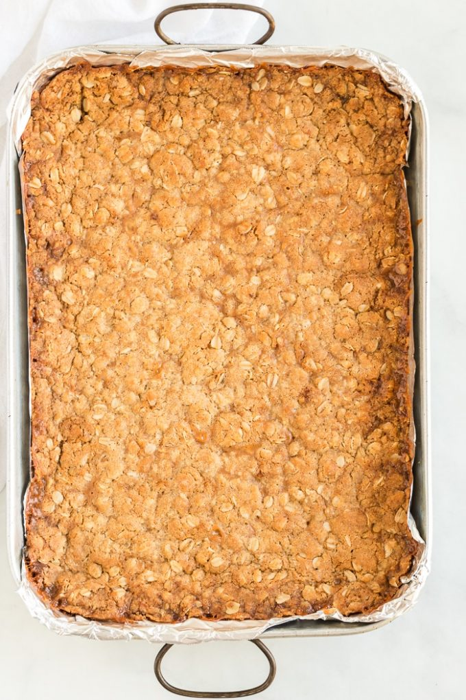 How to Bake Carmelitas