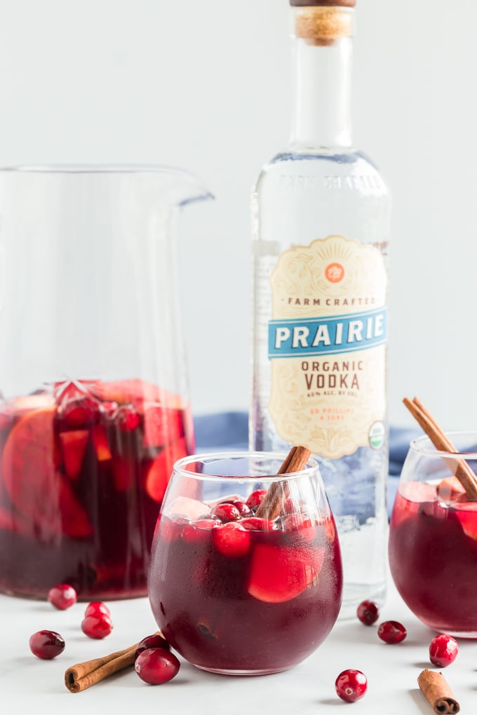 Best Fall Sangria