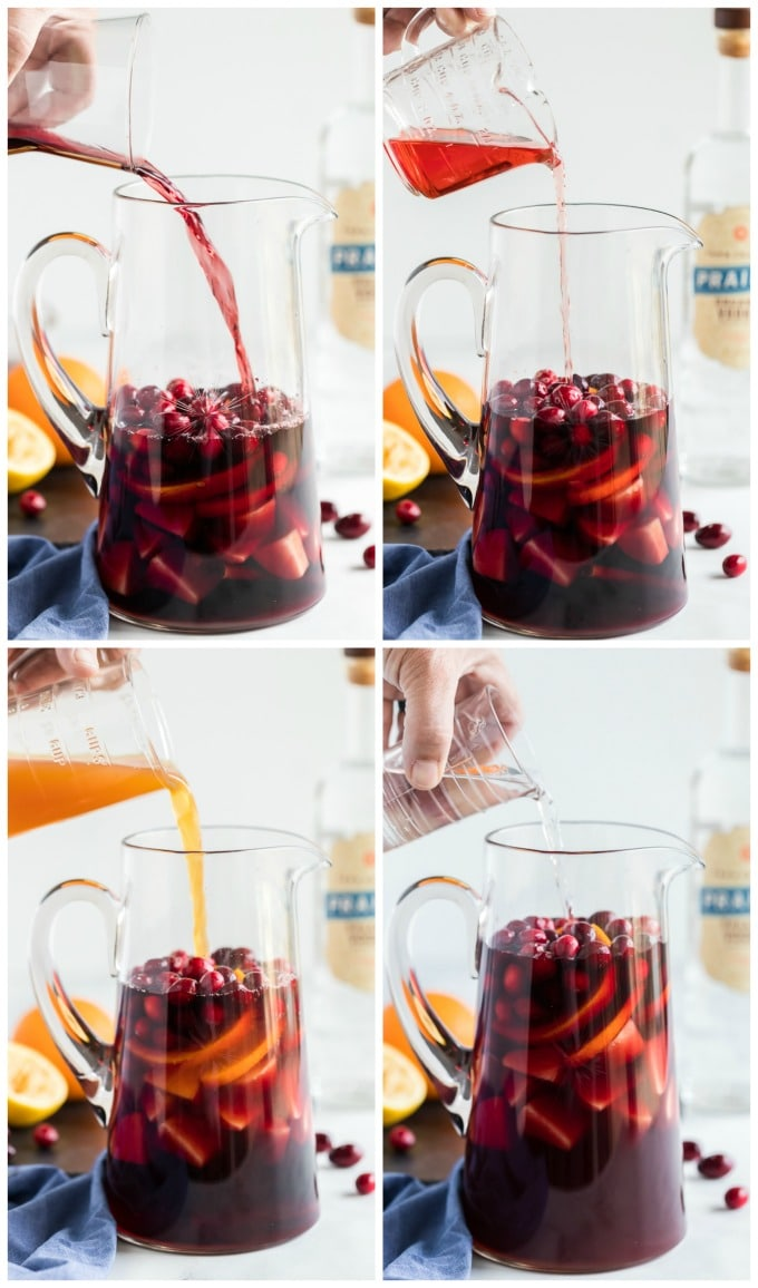 How to Make Fall Sangria Recipe