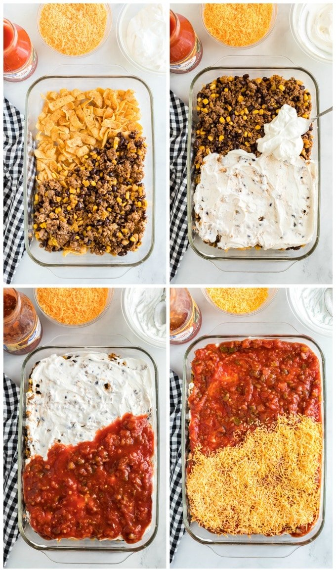 How to Make Mexican Casserole