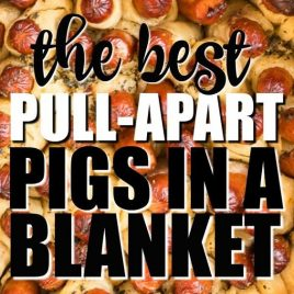 pull apart pigs in a blanket pinterest