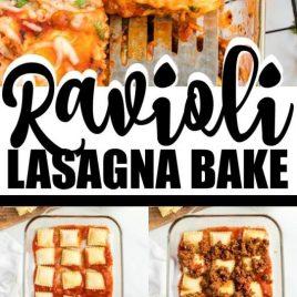 ravioli lasagna pin