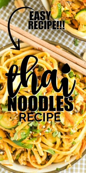 thai noodles pinterest