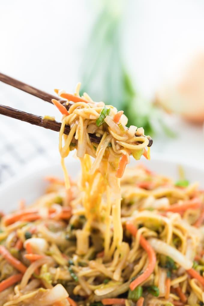 Best Chow Mein Recipe