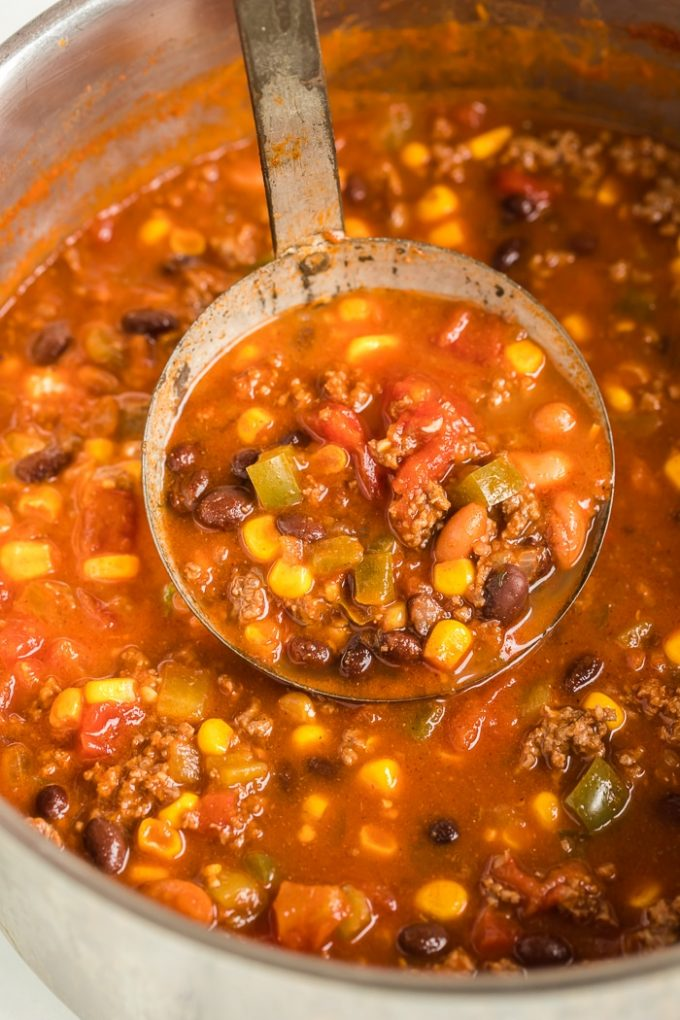 Favorite Taco Soup