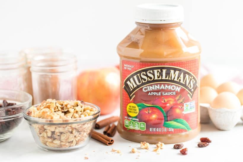 Musselman's Applesauce for Baking