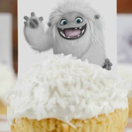 Abominable Cupcakes