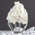 Stabilized Whipped Cream Recipe