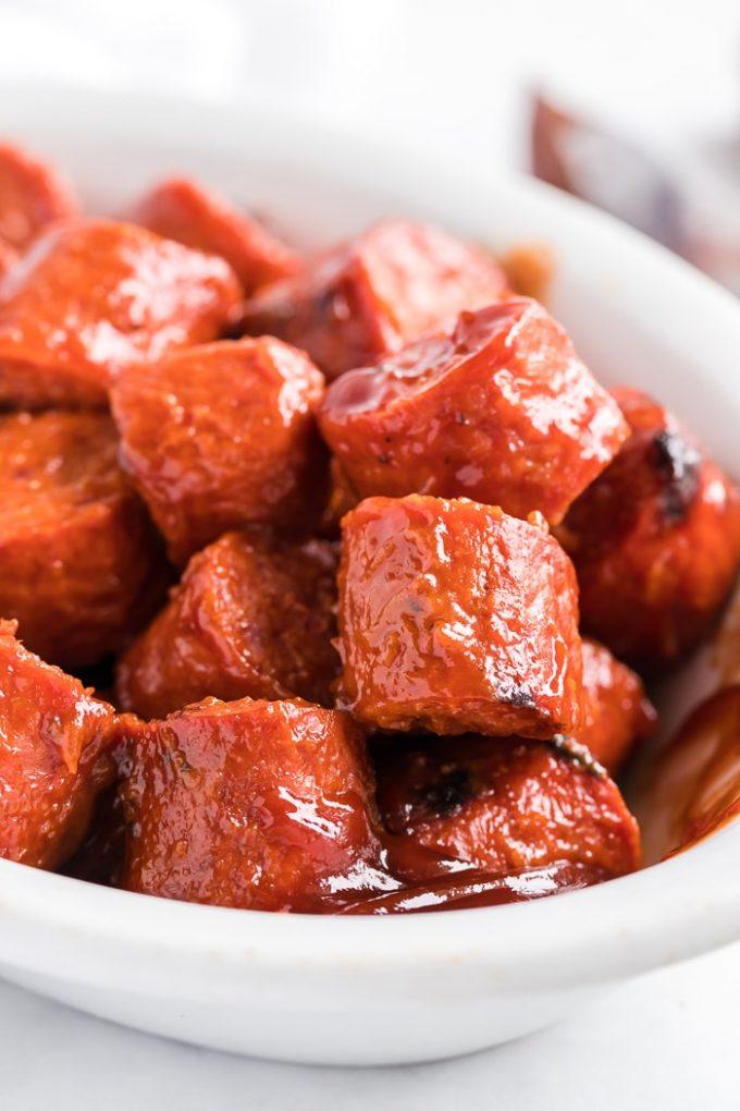 Best Ever Sausage Bites