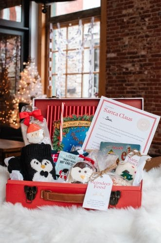 Christmas Eve Activity Box for Families