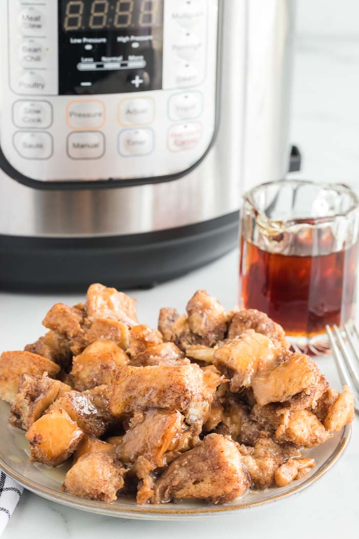 Easy Instant Pot French Toast Recipe