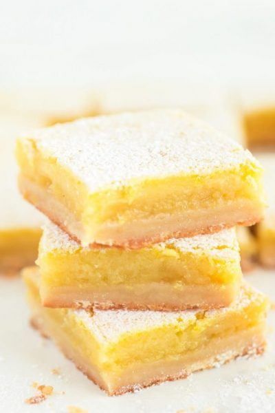 Lemon Bars Featured