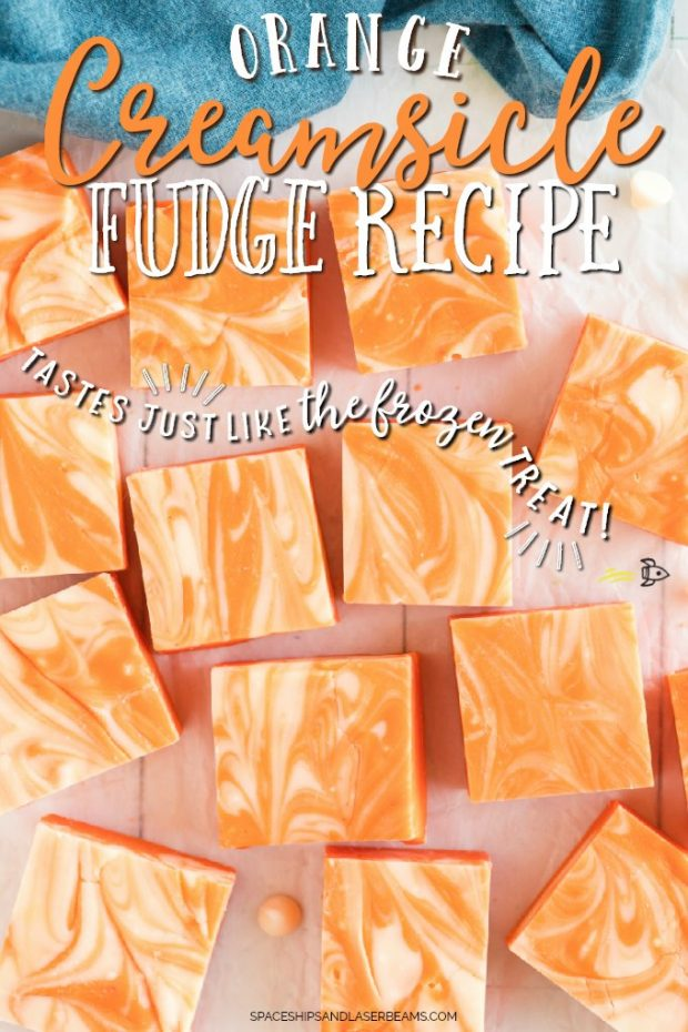 Fudge and Orange