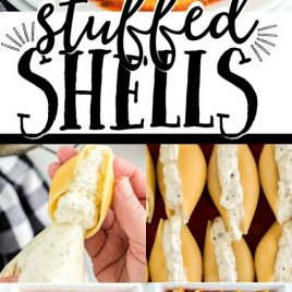 stuffed shells pinterest