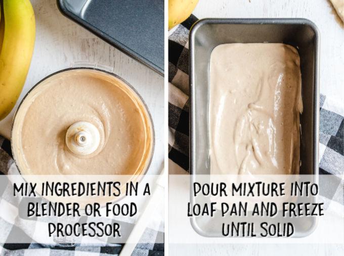 steps to make dog ice cream