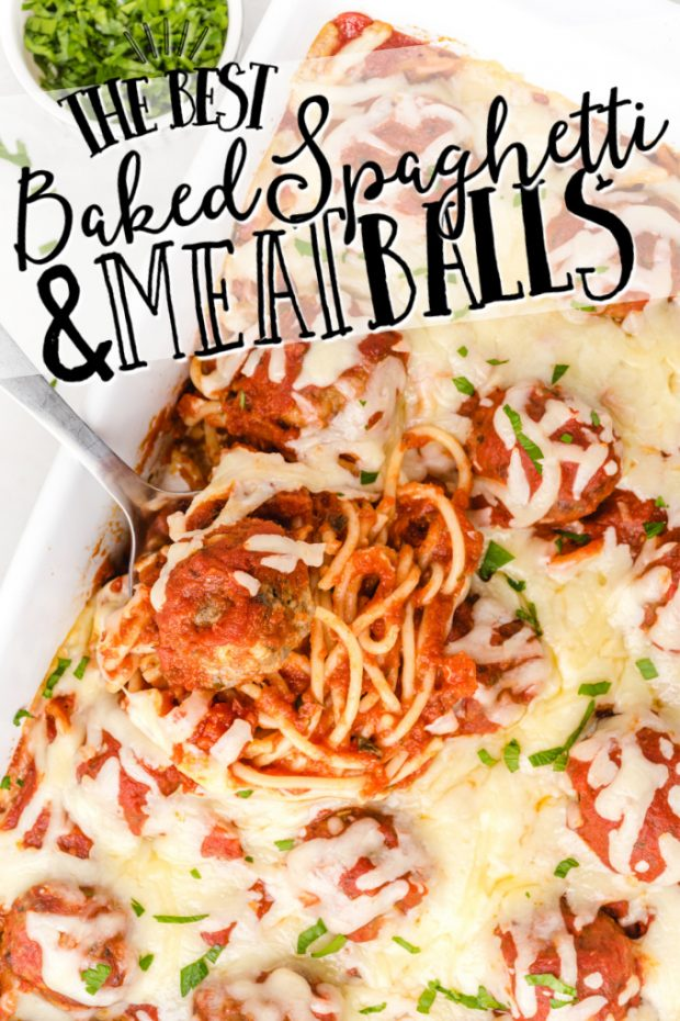 A pizza sitting on top of a paper plate, with Meatball and Spaghetti