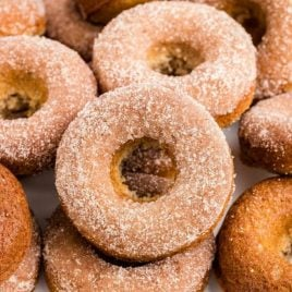 Applesauce Donuts Featured