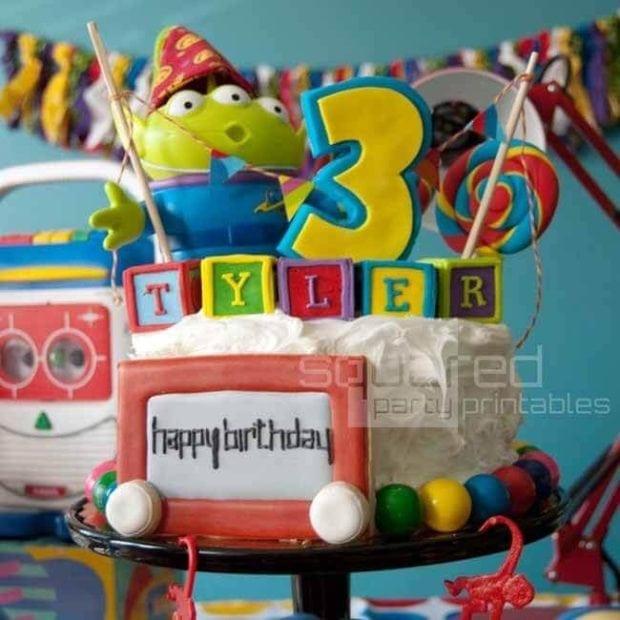 21 toy story birthday party ideas of birthday cake