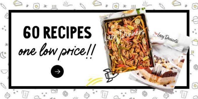 60 Recipes One Low Price