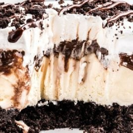 easy ice cream cookie dessert
